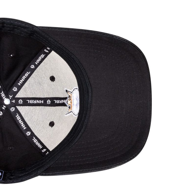 Gorra_Honorable icon cap negra 4