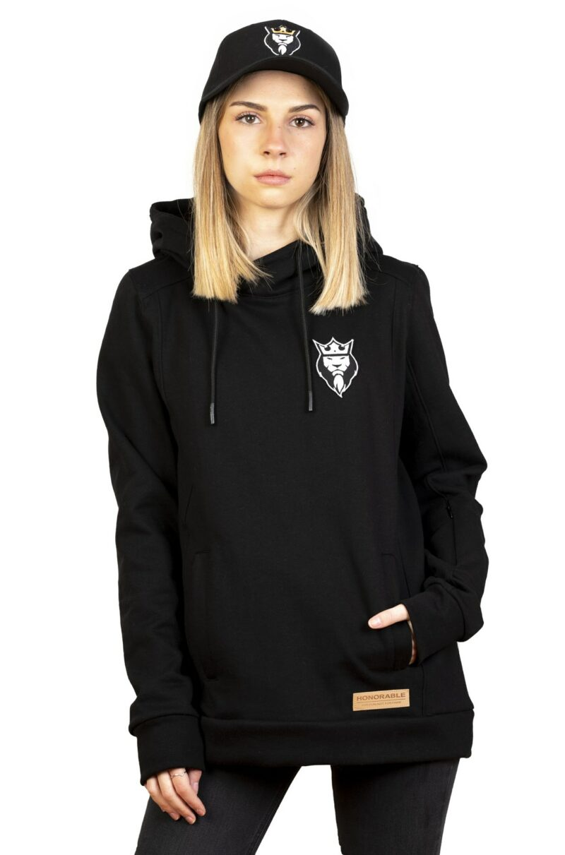 Sudadera Honorable Chasing Lines patch Hoodie