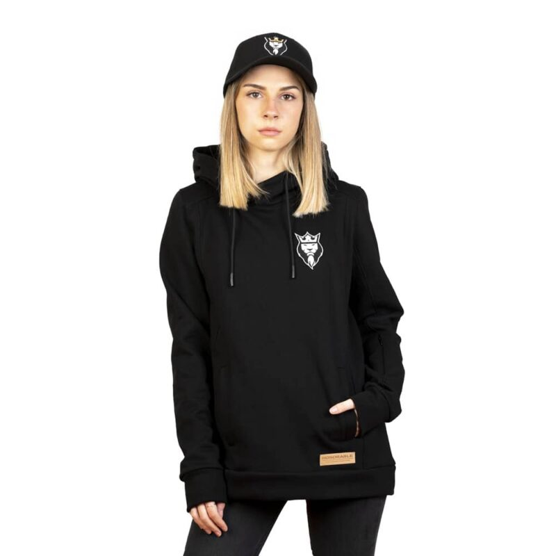 Sudadera Honorable chica Chasing Lines patch Hoodie s